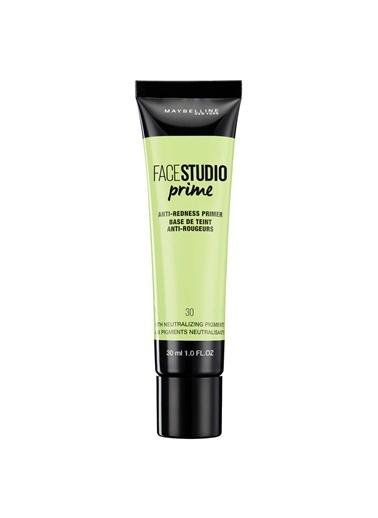 Maybelline Maybelline Face Studio Prime Kızarıklık Önleyici Makyaj Bazı Renksiz